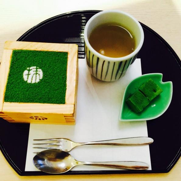 抹茶館-提拉米蘇