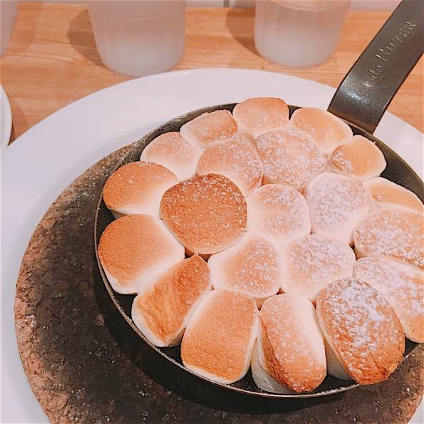 yum-烤棉花糖