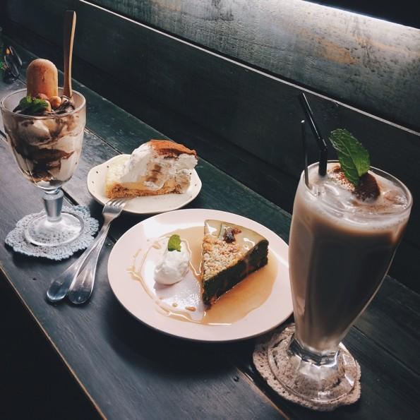 甜點-屋子裡