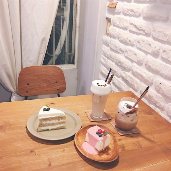 甜點-咖啡漫步