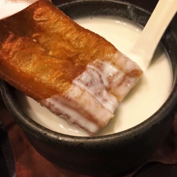 必吃台中美食-三時杏仁茶