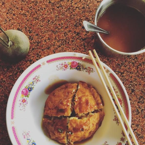 必吃台中美食-清水燒炸粿