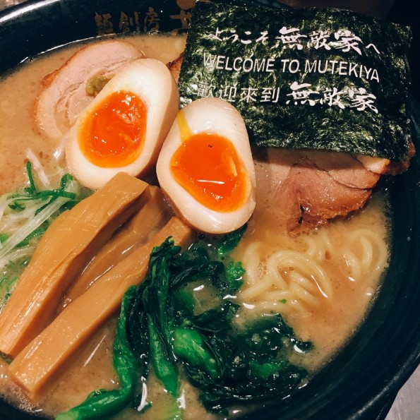 必吃東京美食-無敵家