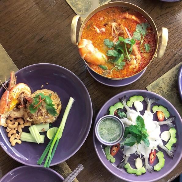 曼谷必吃美食-NARA thai