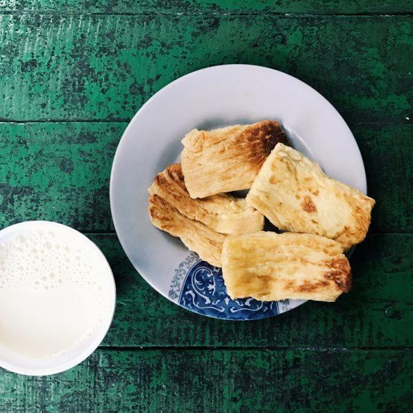台東美食-大池豆皮店