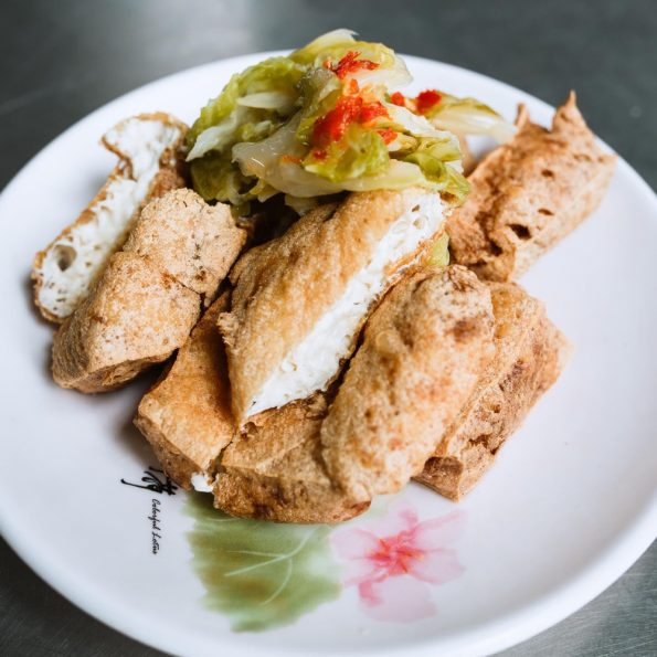 台東美食-福原豆腐店