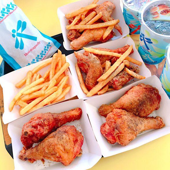 台東美食-藍蜻蜓炸雞