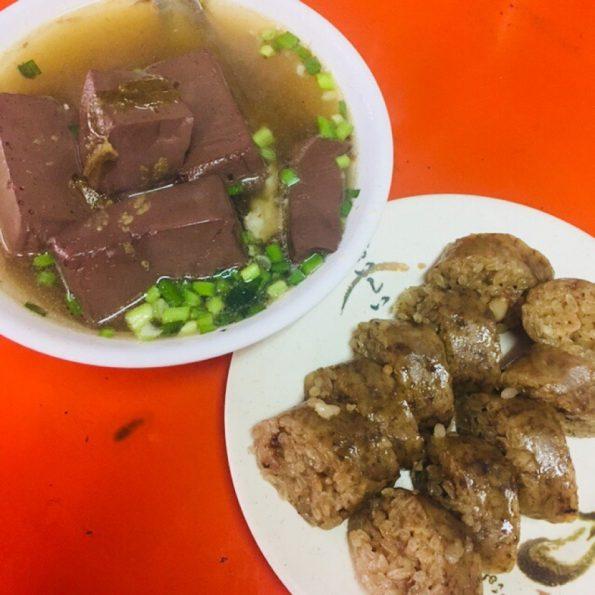 台東美食-卑南豬血湯