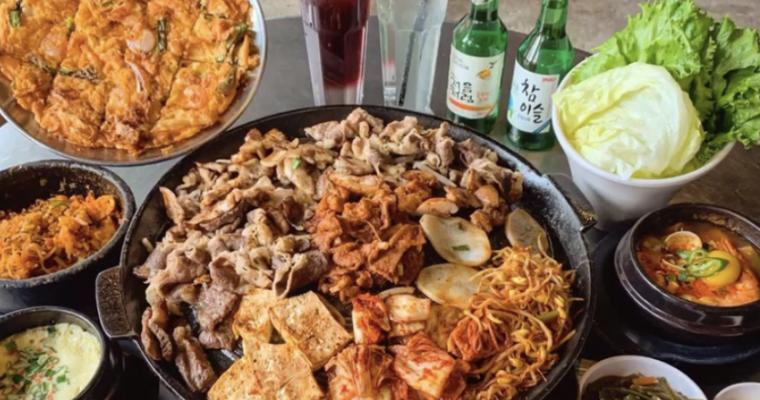 不要再洗我版了!全台10大韓式燒肉必收!八色烤肉、豬五花全部瑪西搜優!