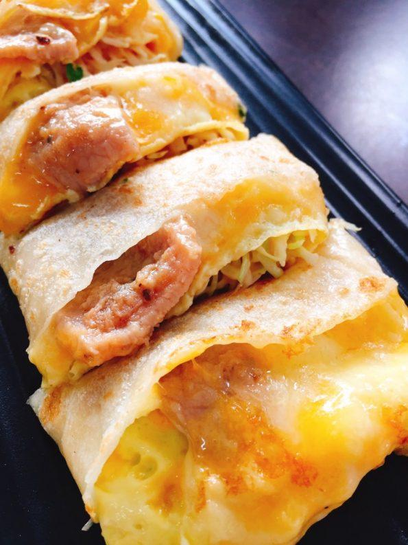 台南美食-吐司吐司早餐專賣店