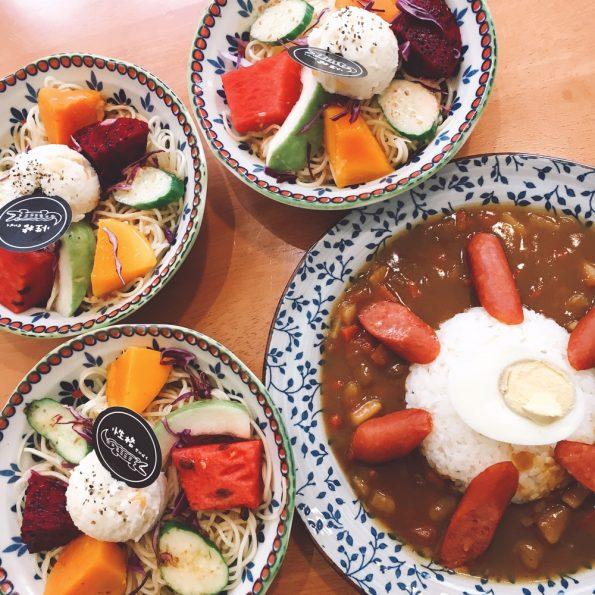 台南美食-性格せいかく早午餐