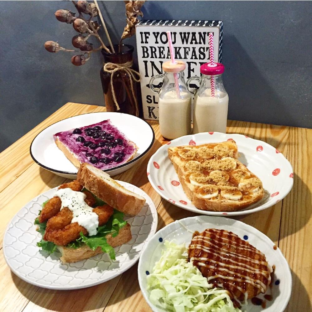 週末朝聖去!台北、台中、台南Top10 熱門早午餐,預約週末的美好早晨吧!