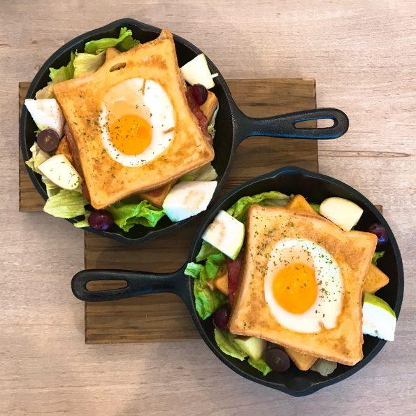 哪裡有可以看海的早午餐?!來新北市吃鹹派、歐姆蛋、日式飯糰嚐點不一樣的吧!