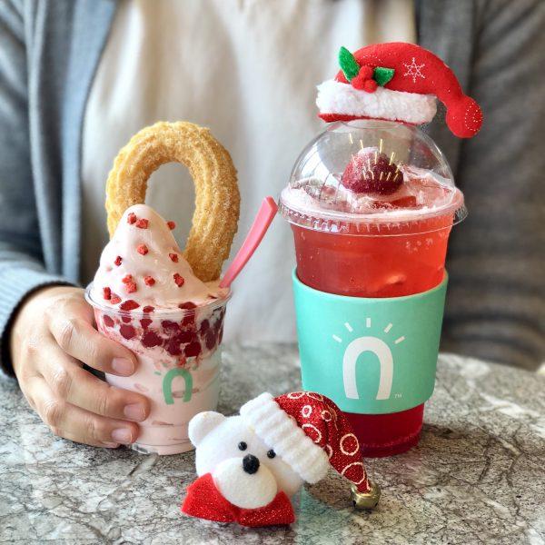 Merry Christmas!!耶誕節期間限定甜點、散步美食出來囉,甜滋滋的幸福快吃一波!