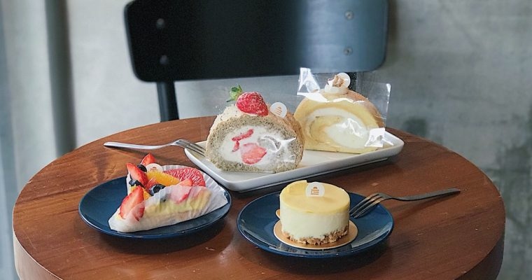 尬的!這畫面太美我不敢看,中山站8間好吃有質感甜點小店一次搜!