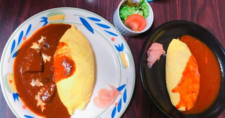 期間限定櫻花季!衝大阪除了賞花你一定不能錯過的必吃十大美食!這家蛋包飯始祖不吃太對不起自己