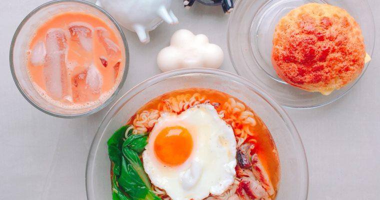 龍山寺、甜點參上!老街下午茶,不可以錯過的綺麗日常,來塊法式紅龜菓吧!