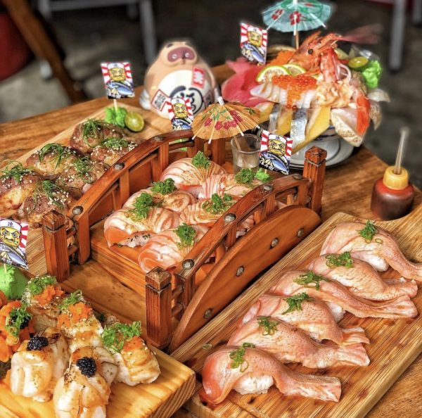全台最夯日式料理TOP 10出爐 !生魚片丼飯不霸氣不收手,日式早午餐超溫馨!