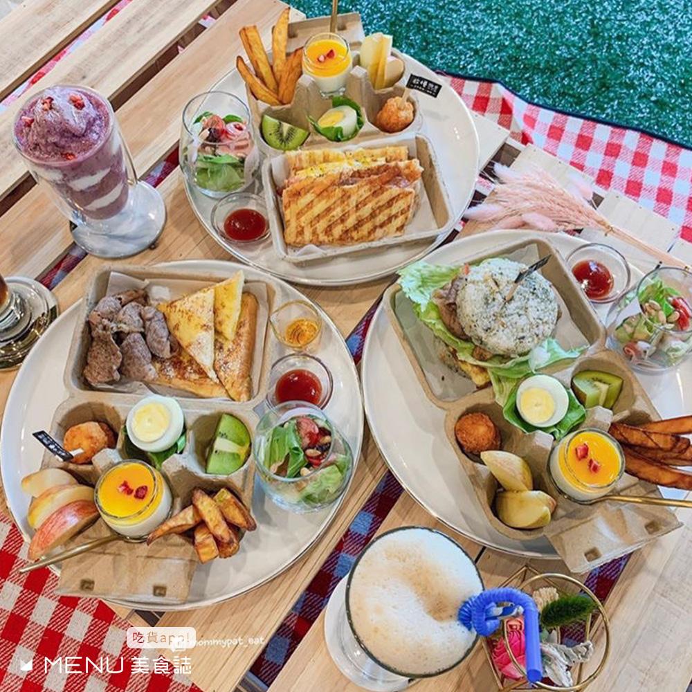 晴天雨天都要野餐趣!全台7家間野餐餐廳特搜,不管室內野餐或是租借野餐道具都可以!