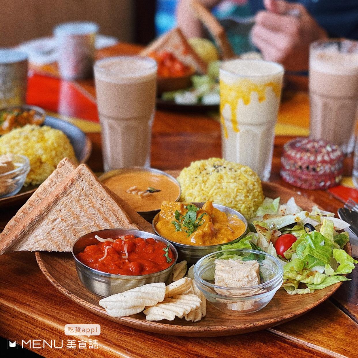 什麼?!這些全部都是素食!全台蔬食餐廳TOP10,連肉食主義者都心動啦!