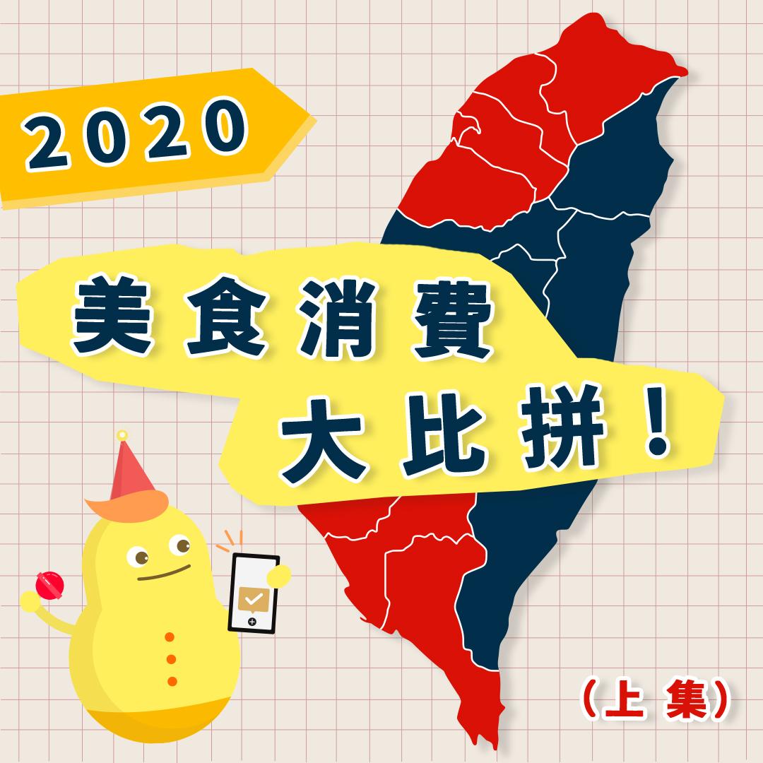 【2020六都美食消費大比拼(上)】哪個地區擁有最多高價美食?最貴美食寶座竟然不在台北信義區!?