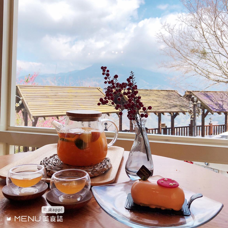 來南投就是要吃下午茶!2020南投TOP10,夢幻巧克力、全台最高甜點店,看著絕美山景享受甜點不用到國外!