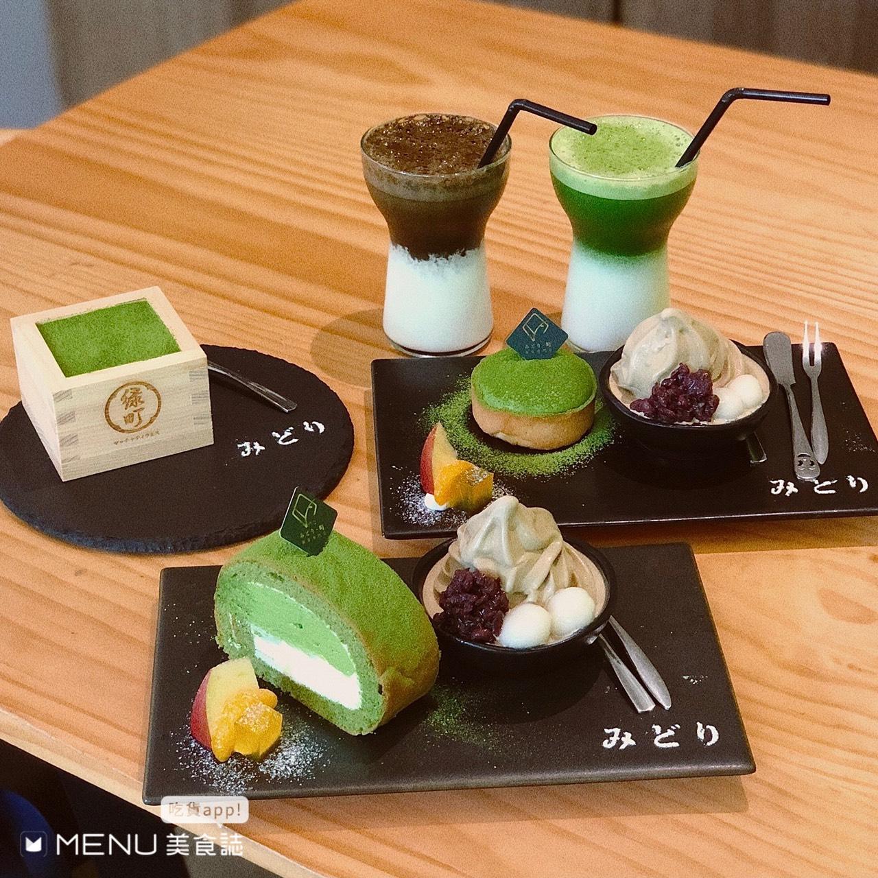 台南根本就是抹茶天堂!值得N訪的京都抹茶甜點,不用飛日本也能吃得到!