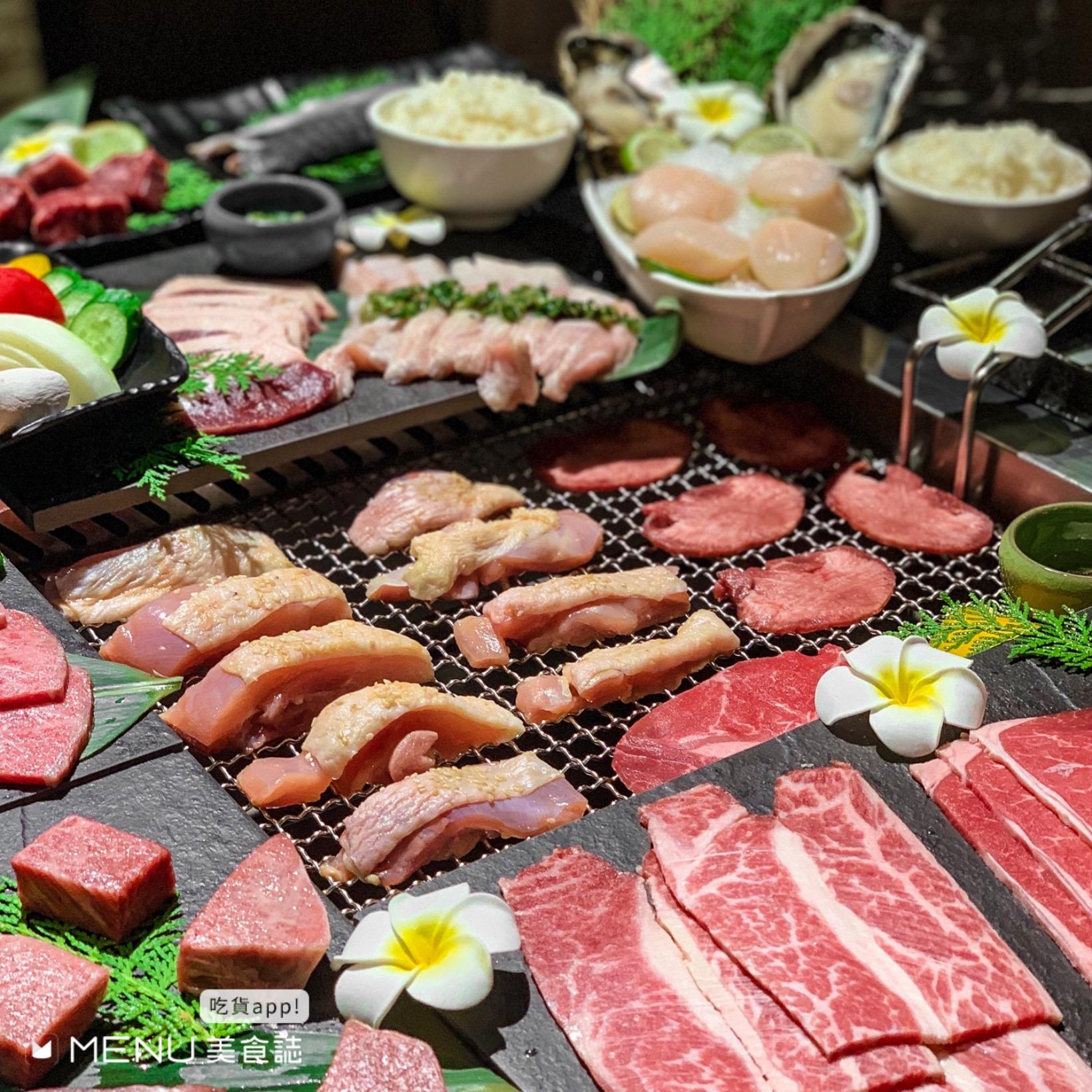 燒肉帝國的子民「台中人」的振興五倍券就該這樣用!台中高價位燒肉、火鍋及創意無菜單料理餐廳推薦!除了茶六、屋馬,這些餐廳也值得一吃!